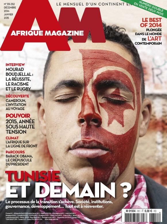 Tunisian Revolution in Afrique Mag