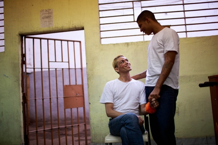 Brazil Transgender Prisoners