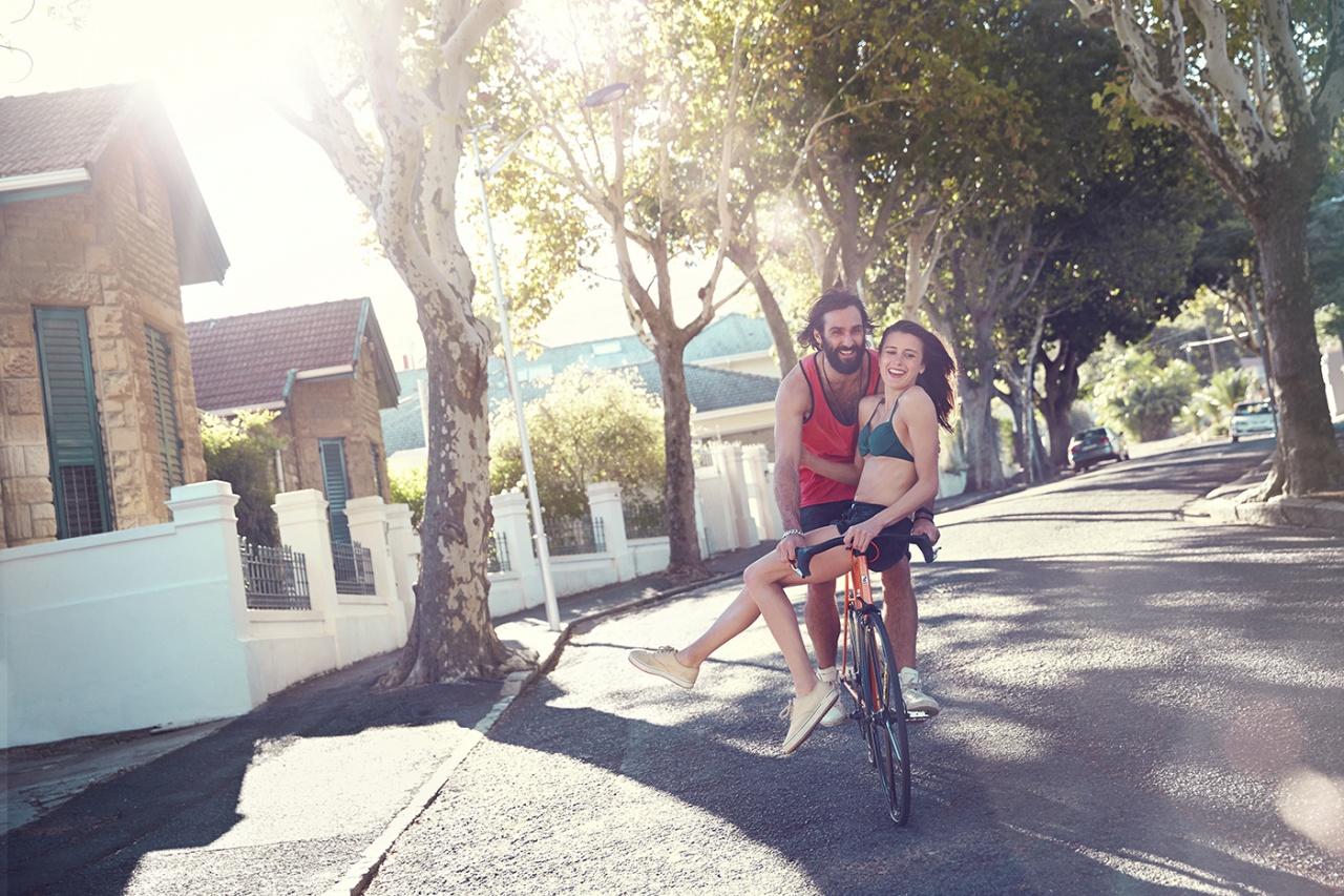 Sunny Cape Town Ride ...