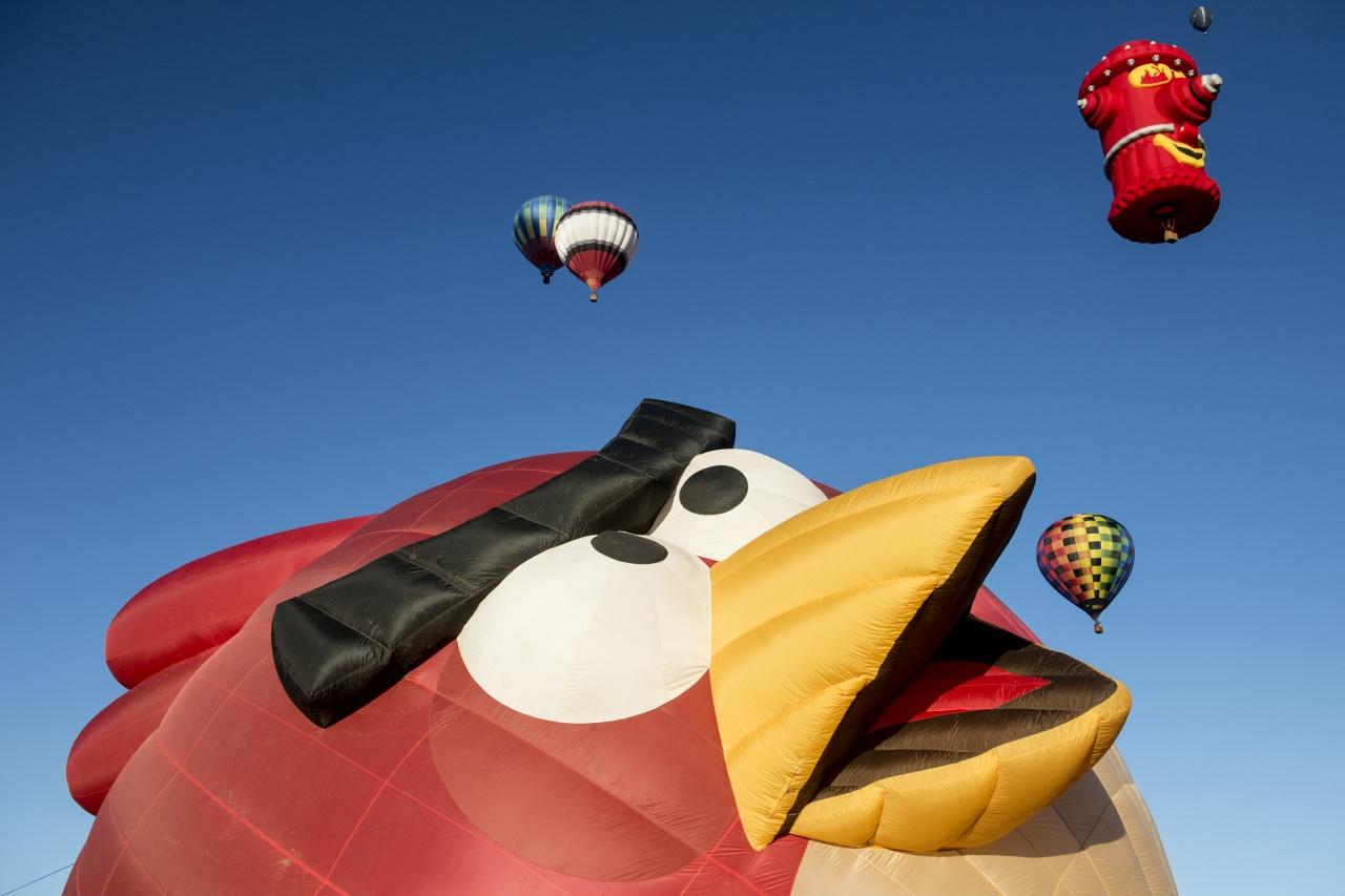 International Air Balloon Fiesta