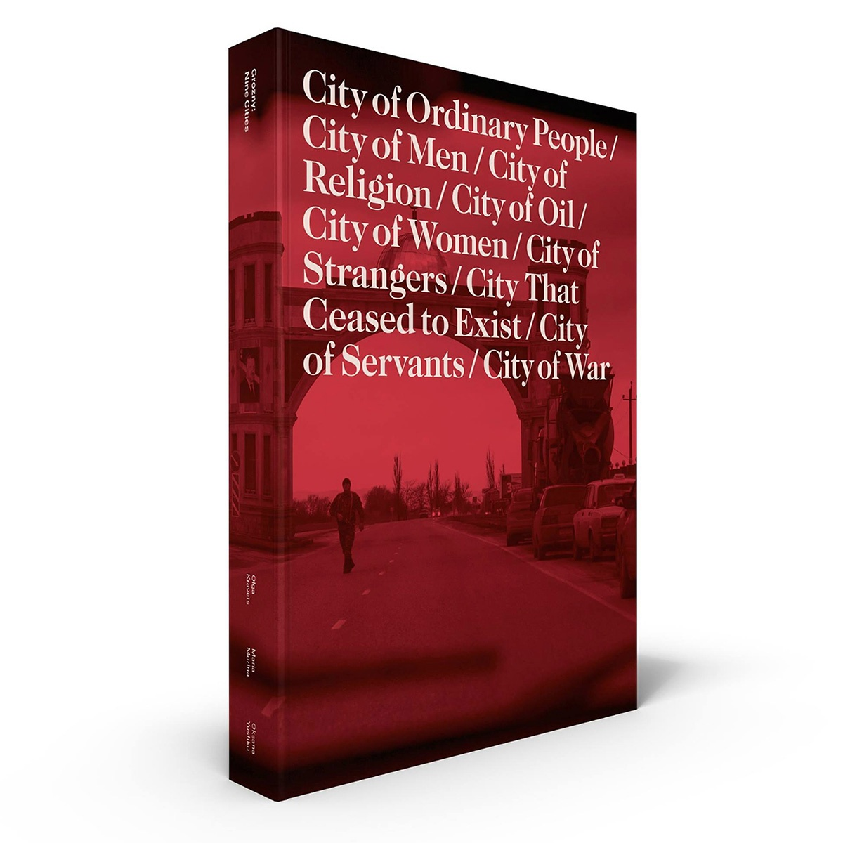 Grozny: Nine Cities book