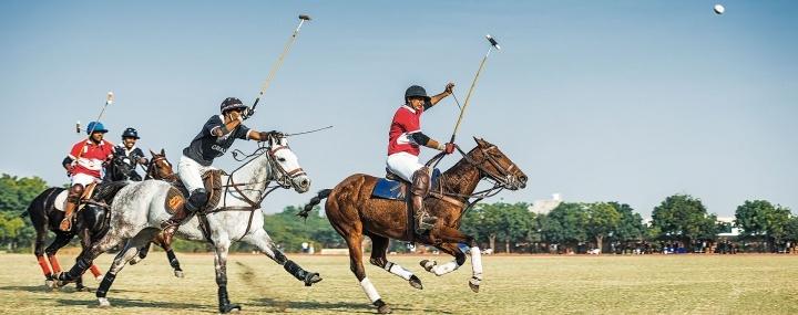 Maharaja of Jodhpur Diamond Jubilee Polo