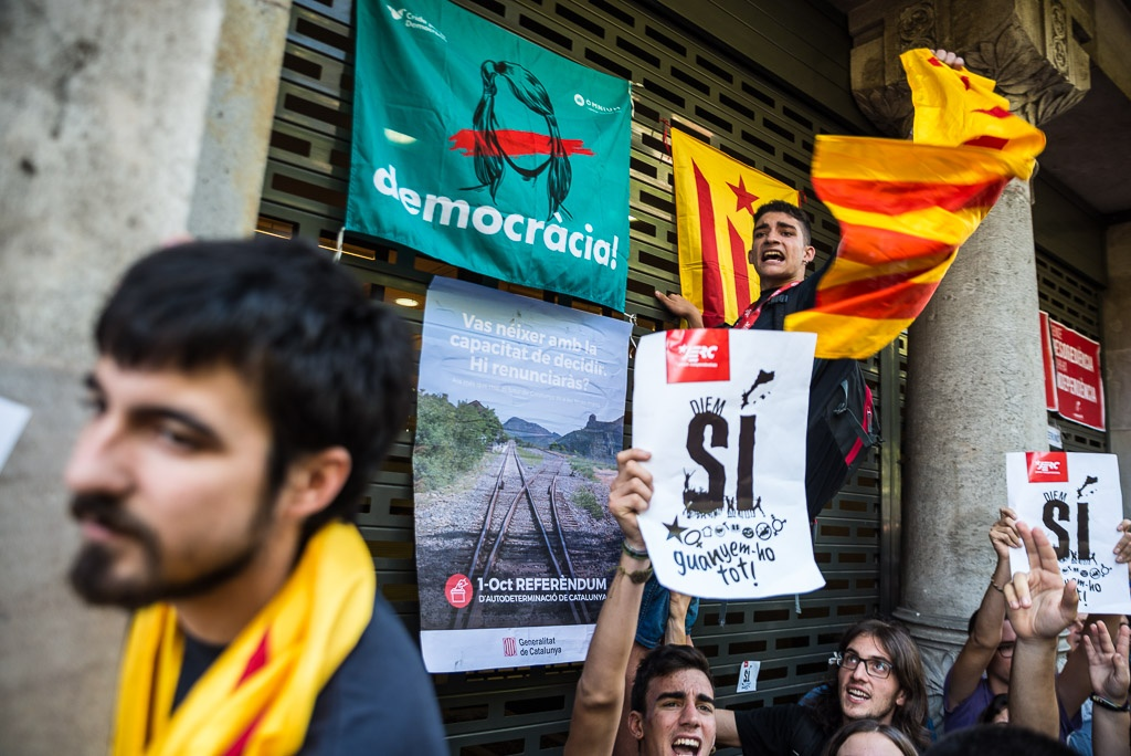 Referendum for the independence of Catalonia