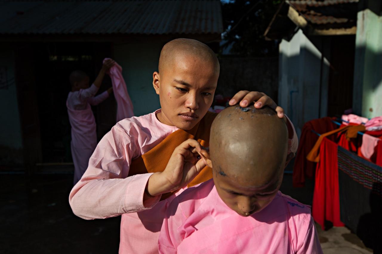 Buddhist Nuns
