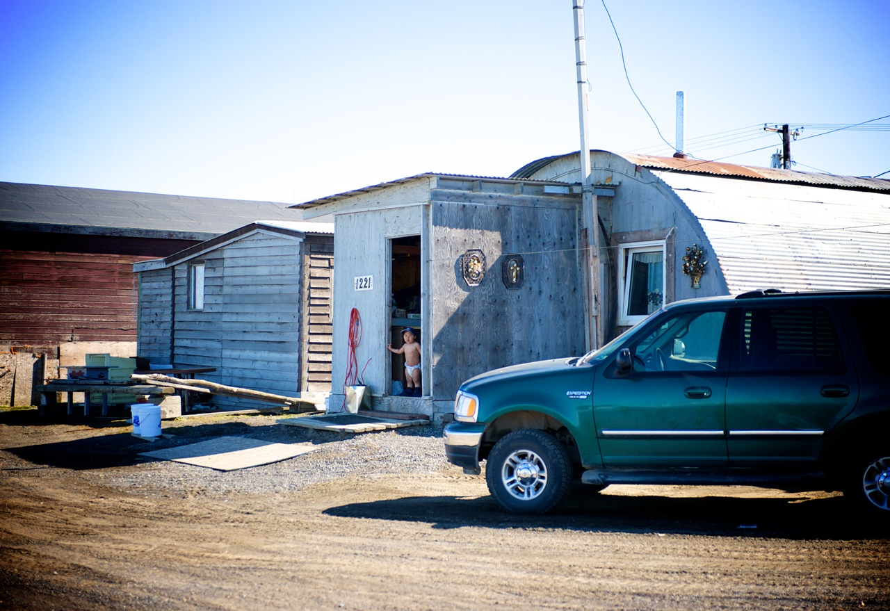 Mission North - Iñupiat Town