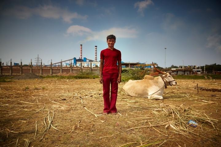 Migrant Sugarcane worker