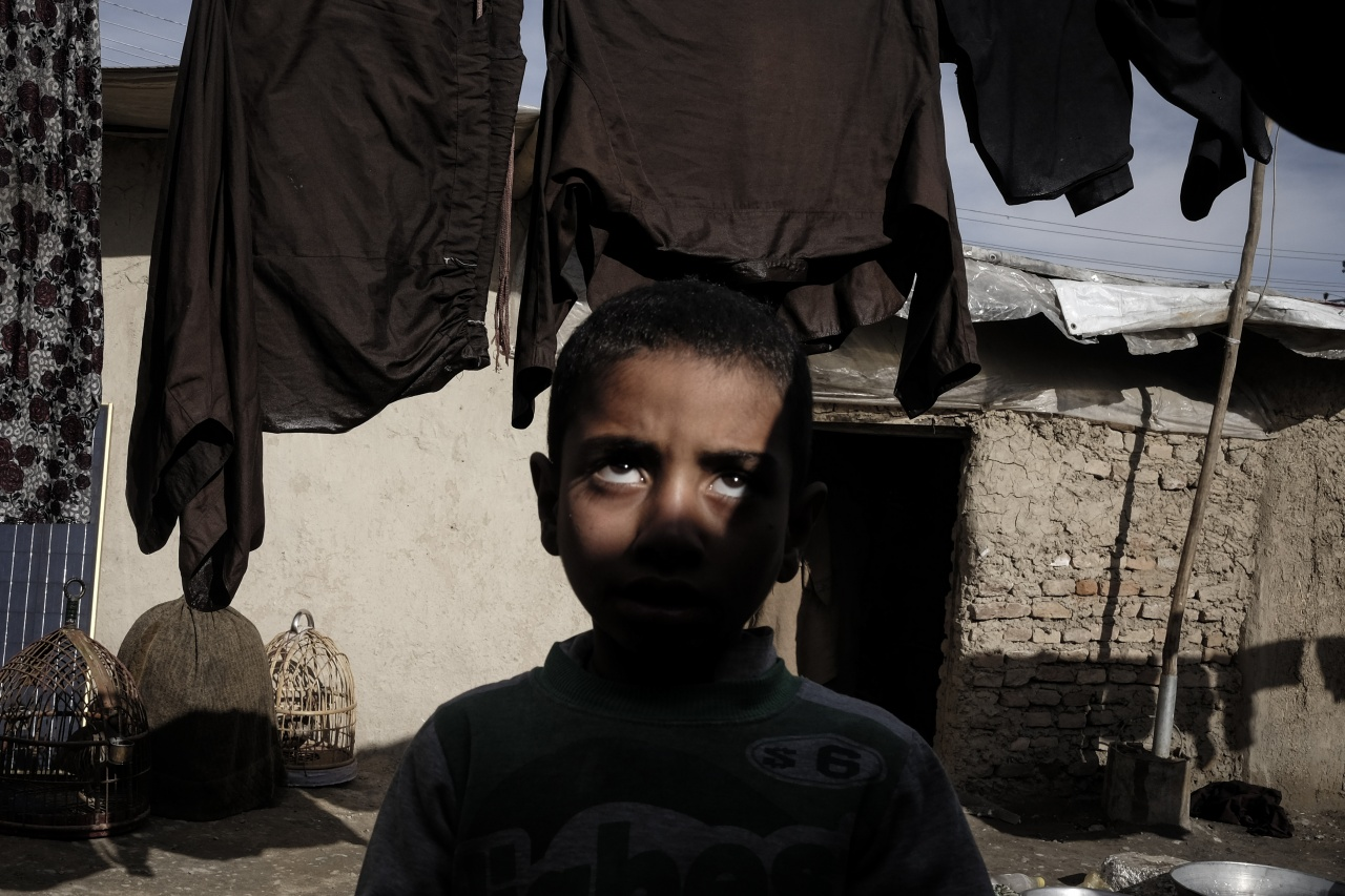 Displaced by Fighting in Helmand
