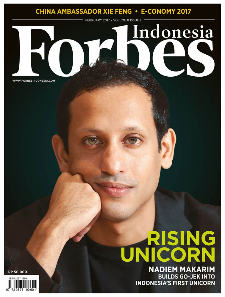 Forbes Indonesia Cover