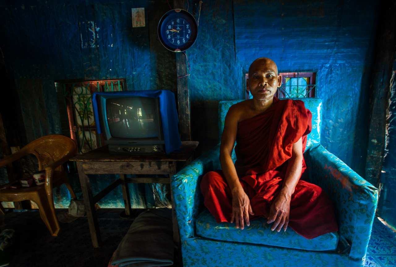 The Monk and TV