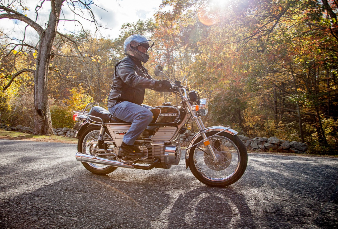 Image for Motorcycle Classics Magazine