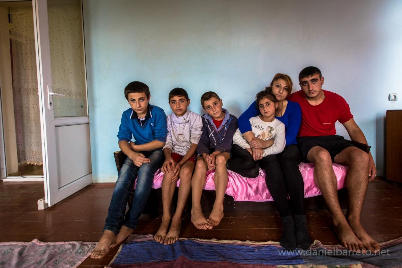 Nagorno Karabakh Large Familyy