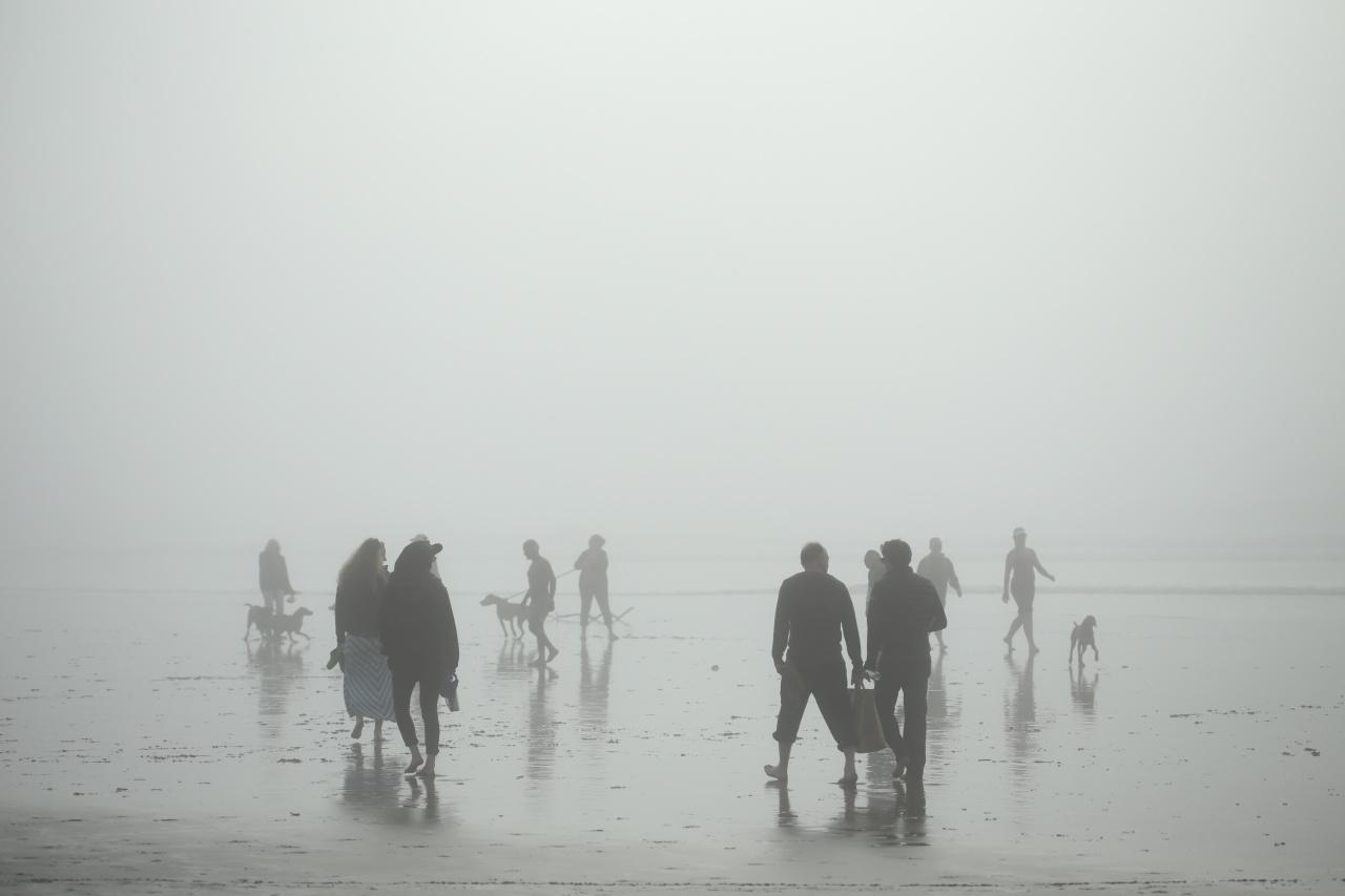 Karl the Fog, San Francisco