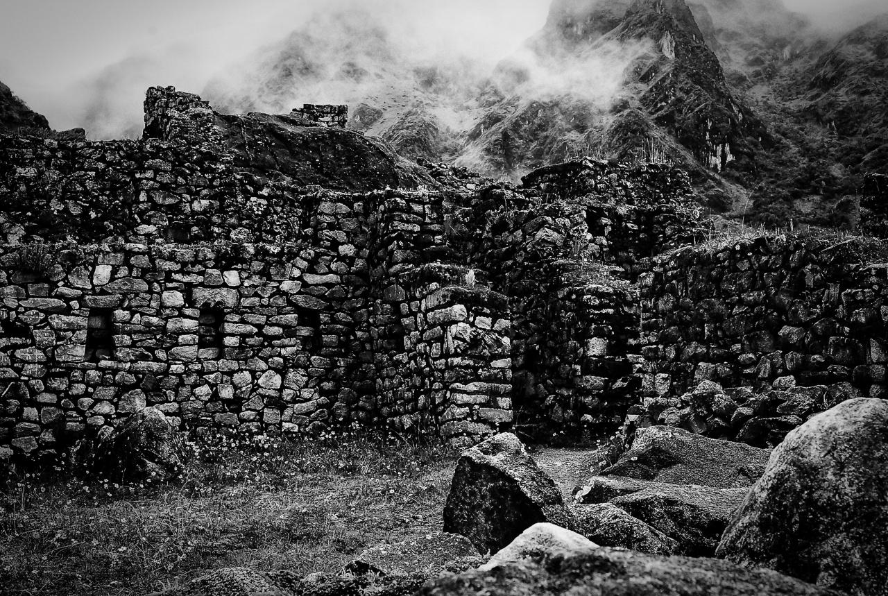 Machu Picchu beyond times
