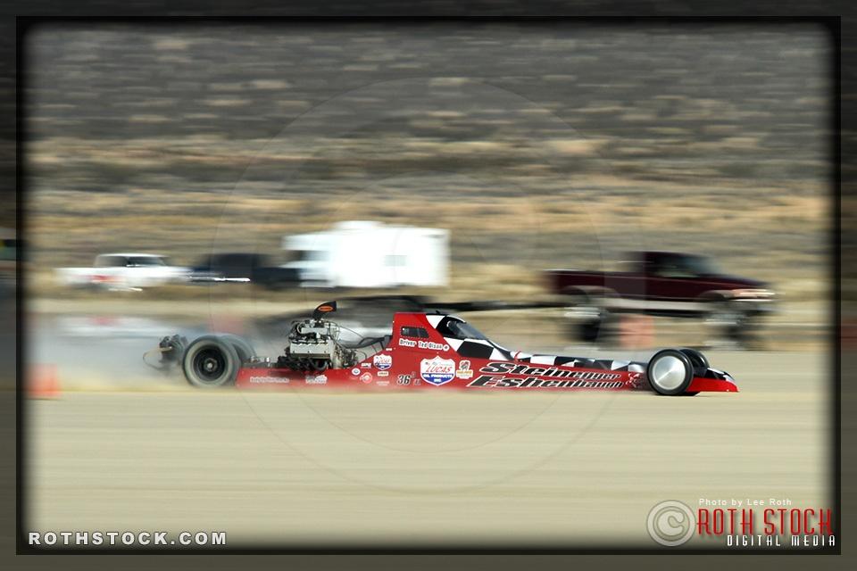 SCTA Land Speed Races at El Mirage