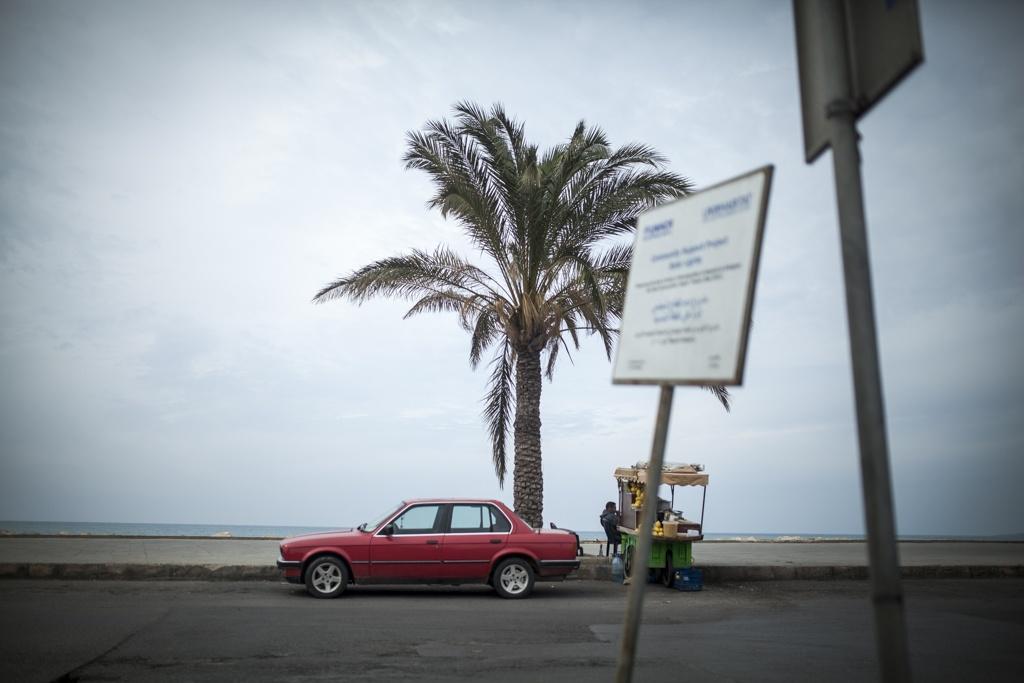 Tyre, Seaside