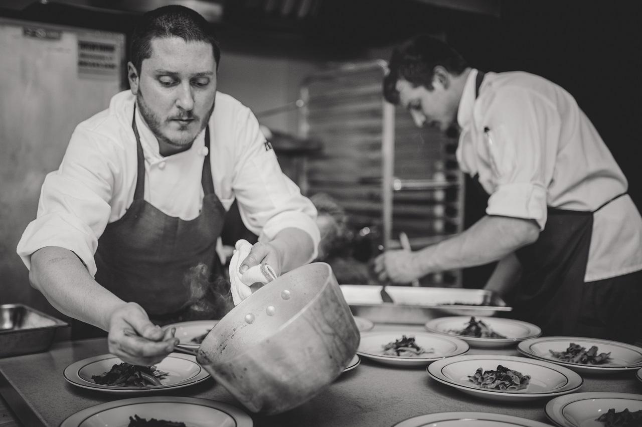 Chef Jonathan Hudak