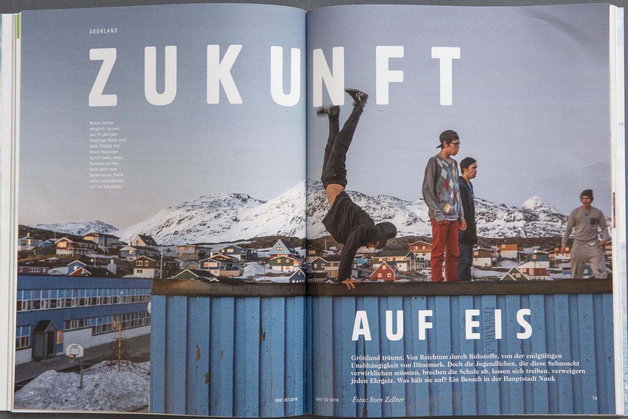 Greenland's Future Generation