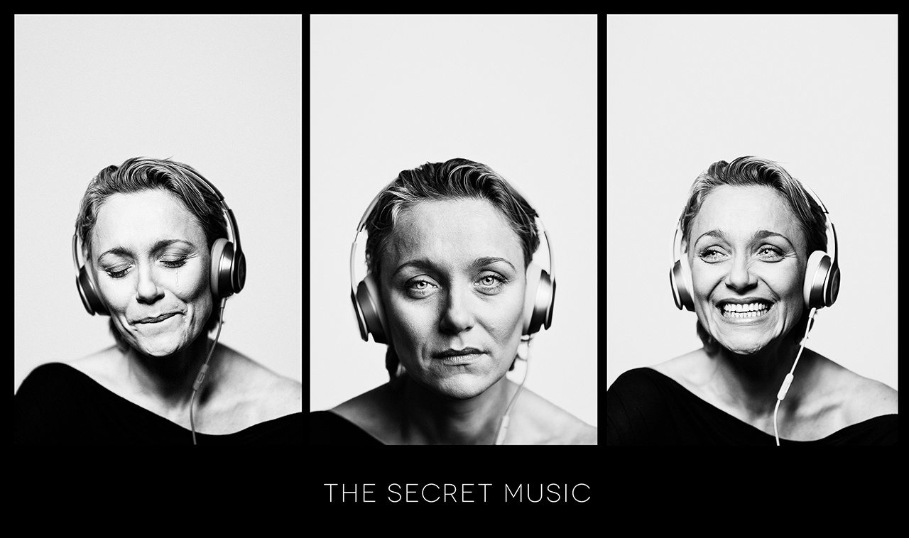 """ THE SECRET MUSIC """