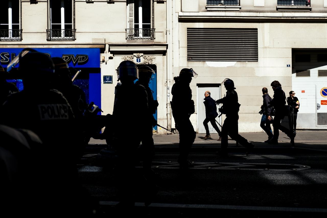 #Nuitdebout #Blocus