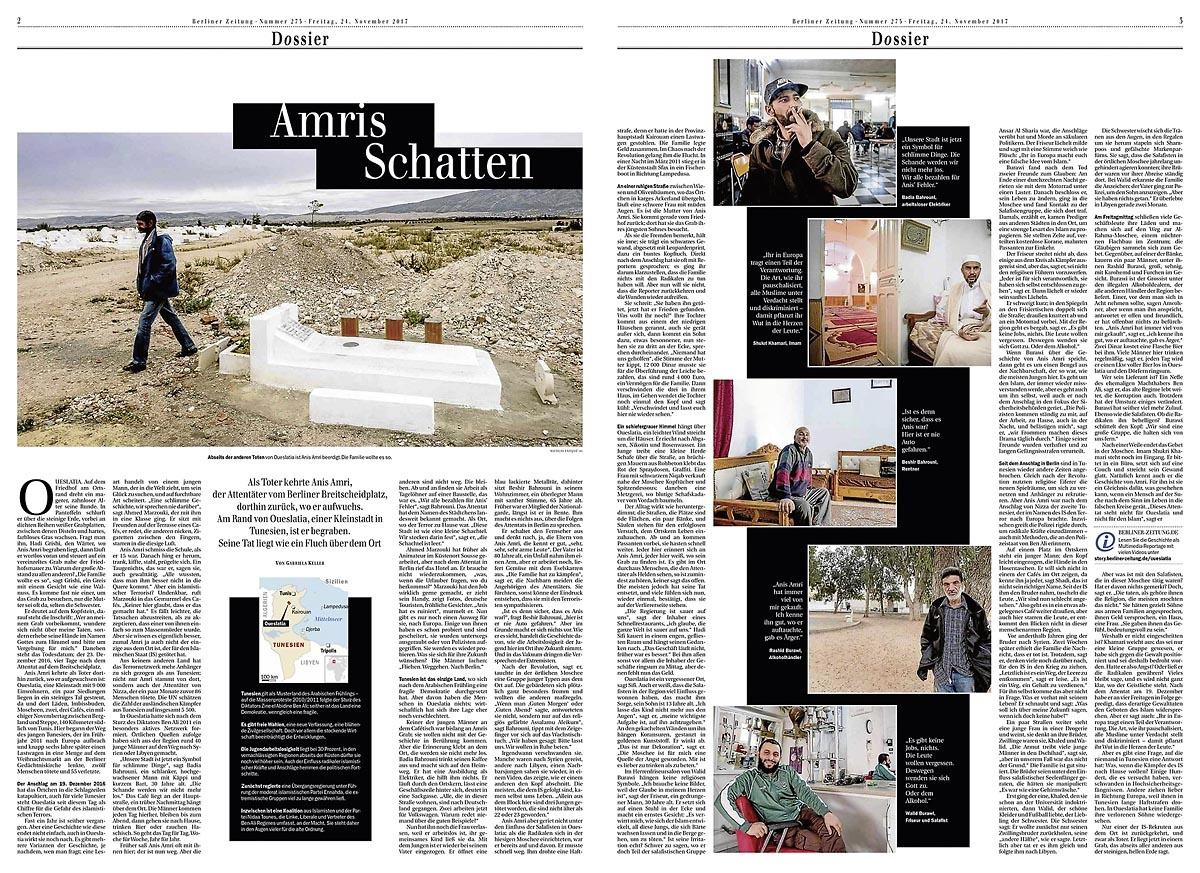 Berliner Zeitung 24/11/2017