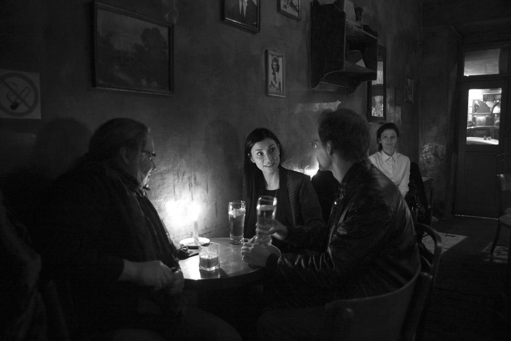 Kazimierz night life