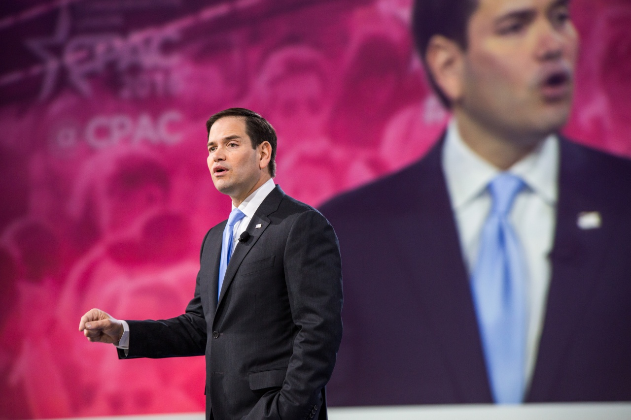 Marco Rubio @ CPAC for Gawker