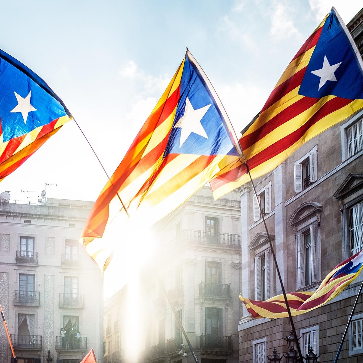 Barcelona Independence weekend