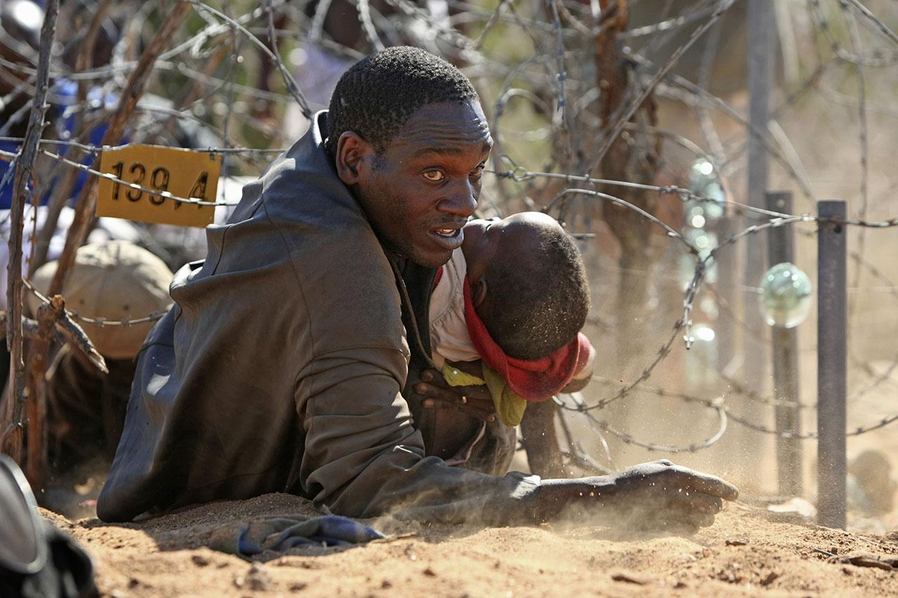 Fleeing Zimbabwe