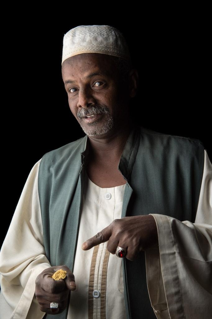 portrait of Nile