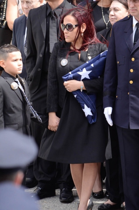 NYPD PO Guerra laid to rest