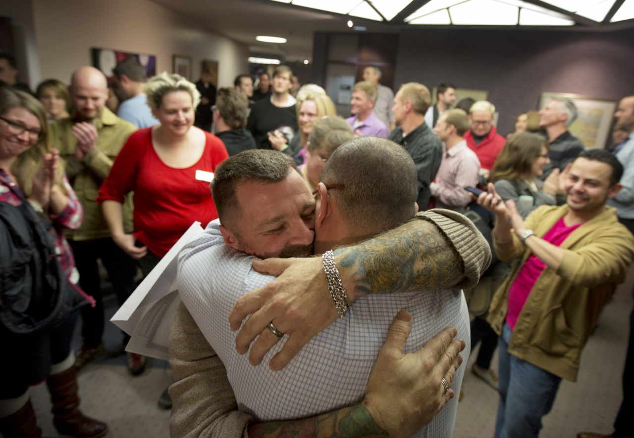 Gay Marriage Utah for AP