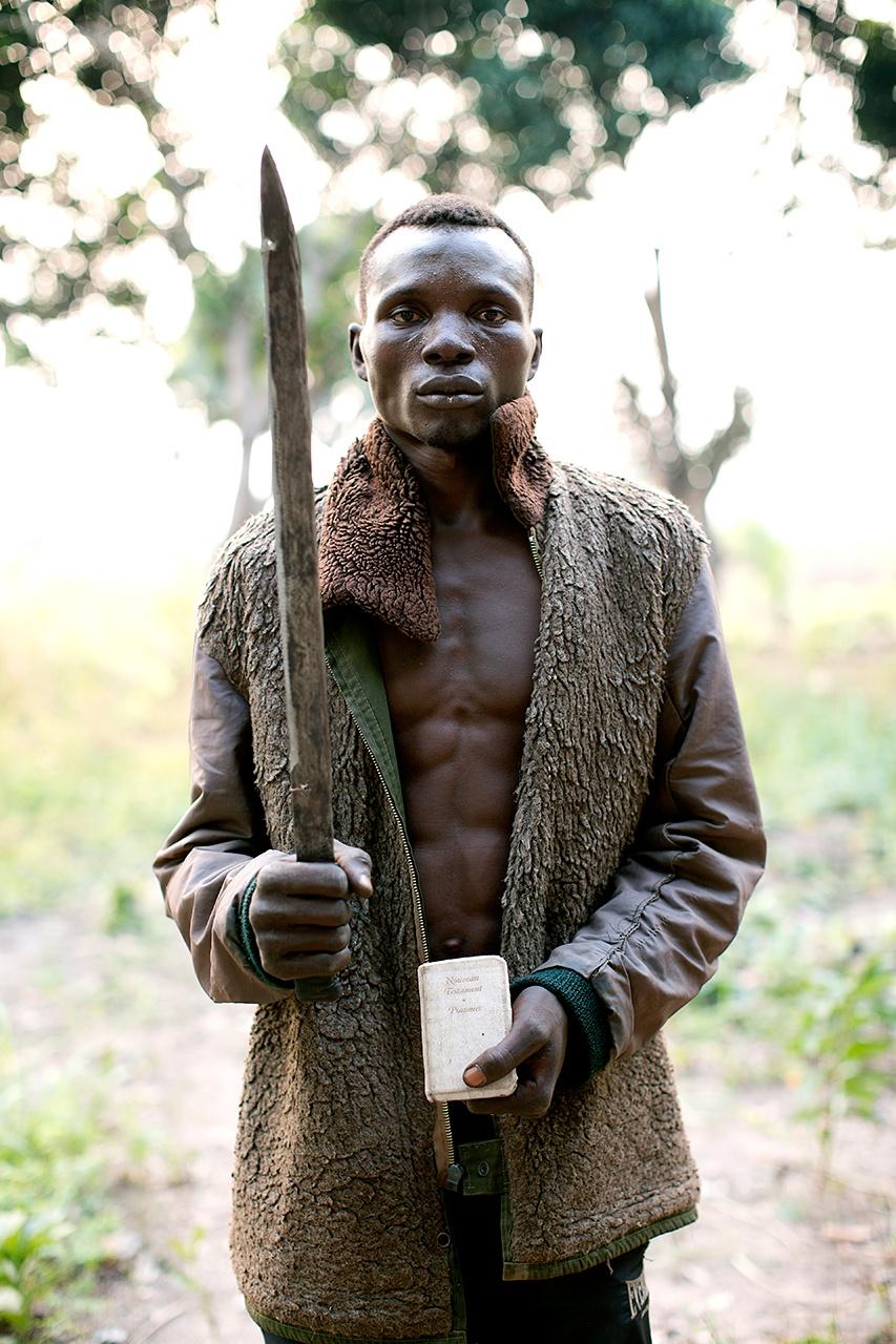 Bangui, Central African Republic 2013-12-27