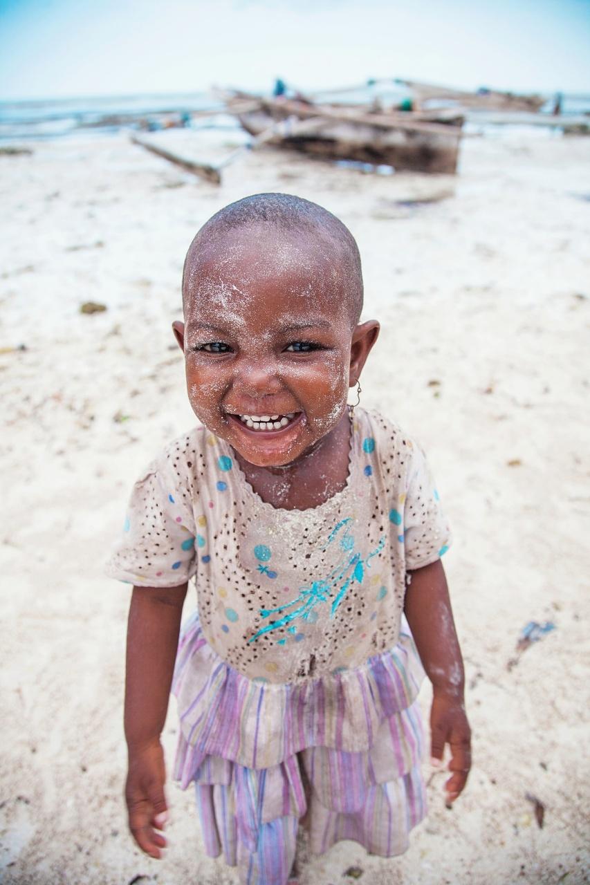 Zanzibar girl