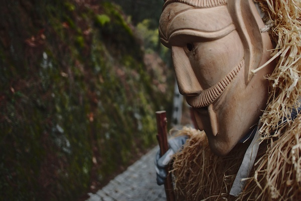 Lazarim and its Alder Masks