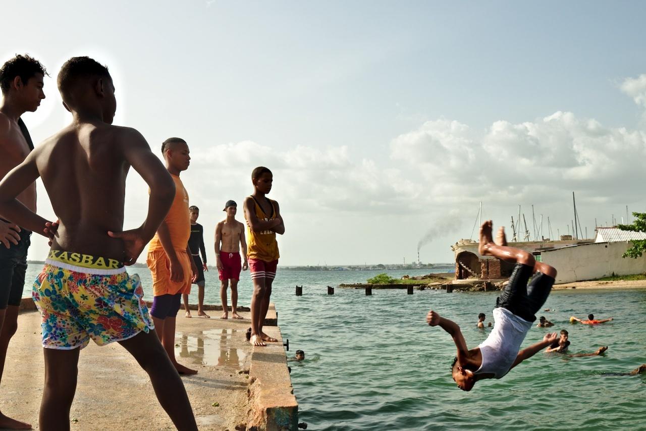 Mientras tanto en Cuba