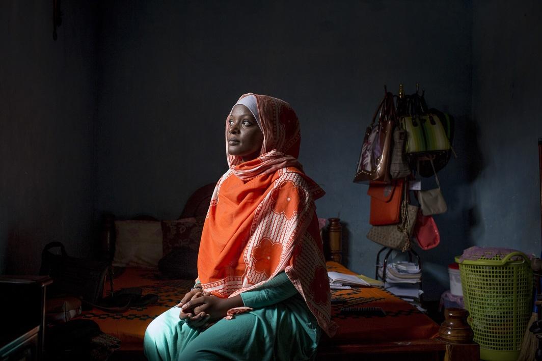 Maryam Charles , HIV Activist, Zanzibar.