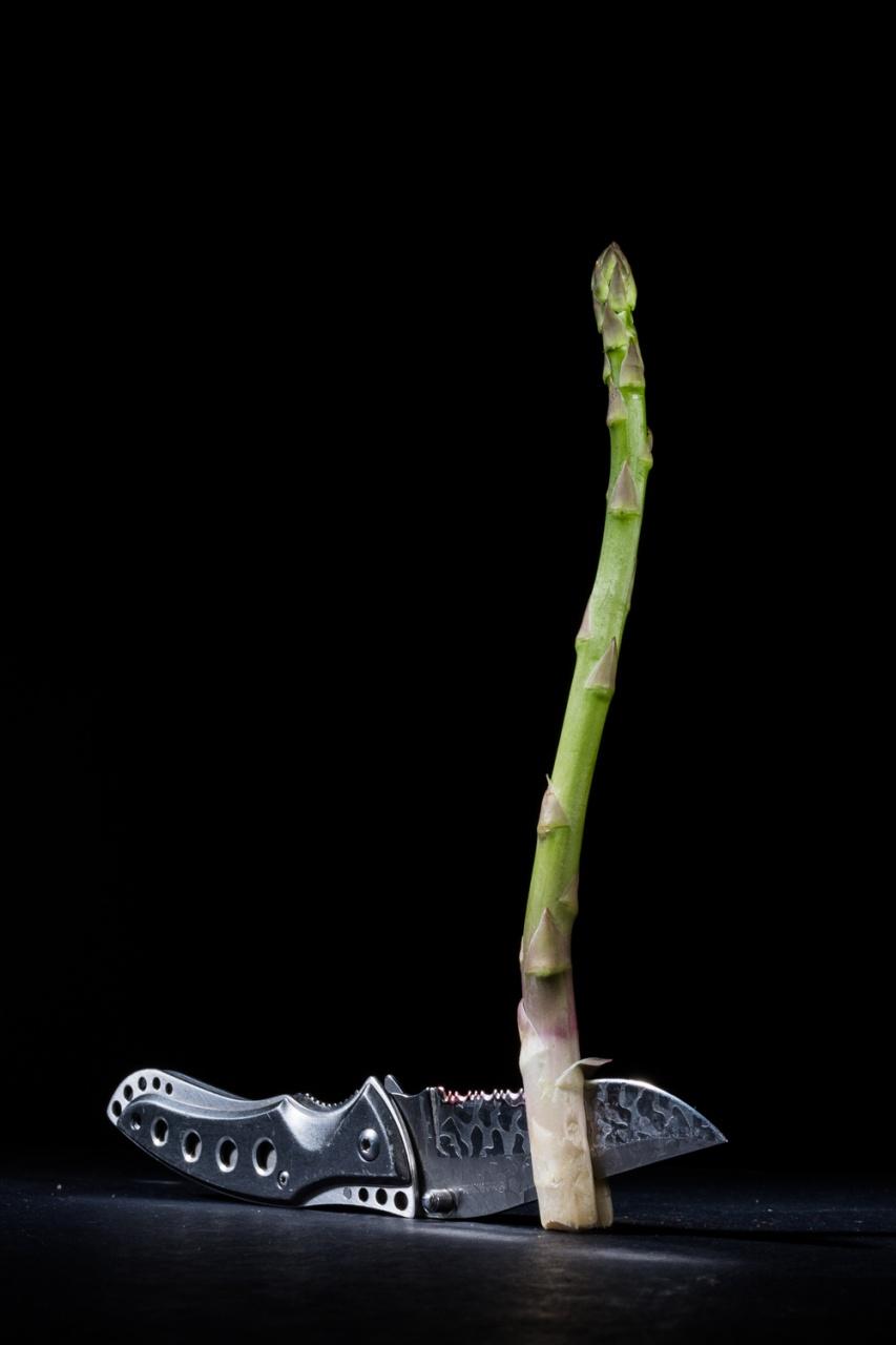 Onto the Asparagus