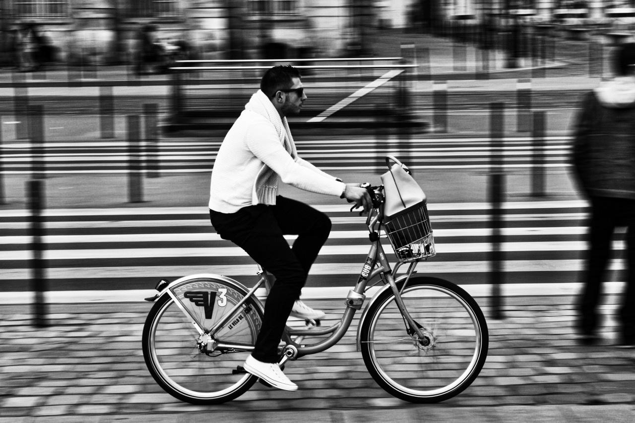 Eco biker