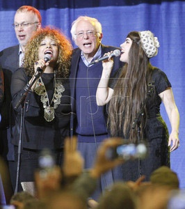 Singing Bernie