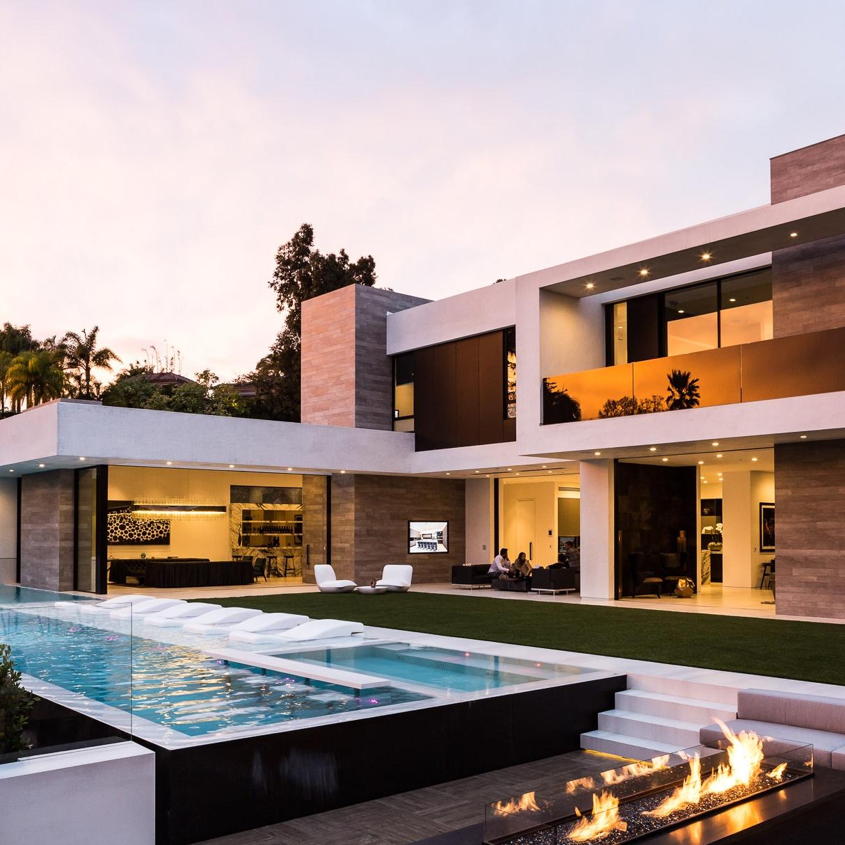 $40 Million Spec Home