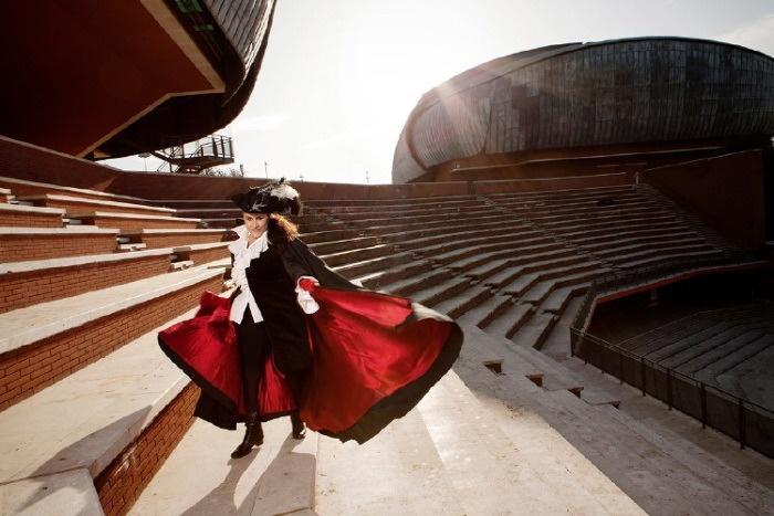 Cecilia Bartoli, opera singer