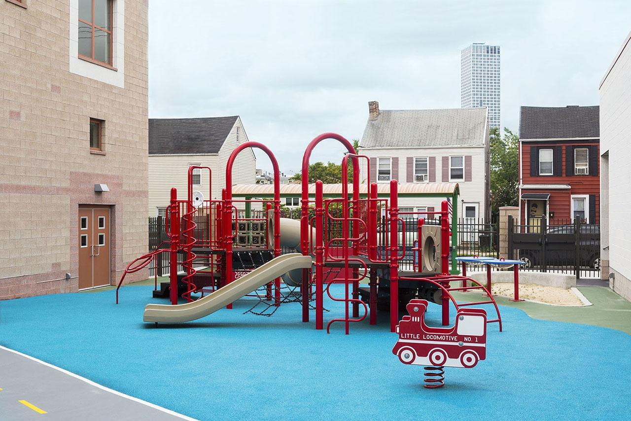 Elementary School, Jersey City, NJ