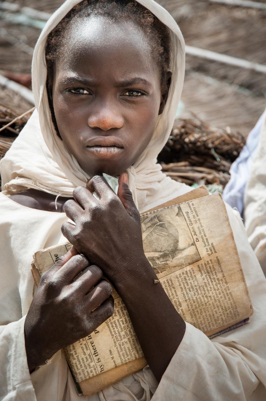 Girls' education, Darfur, Sudan