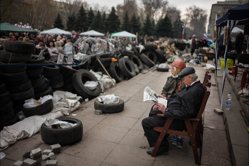 The Ukrainian Conflict