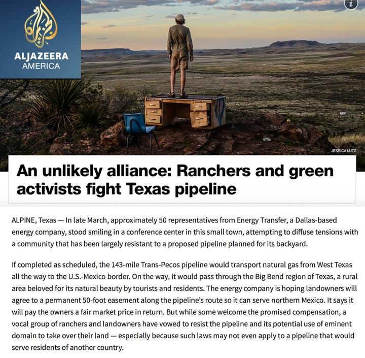 Al Jazeera | Environmental piece
