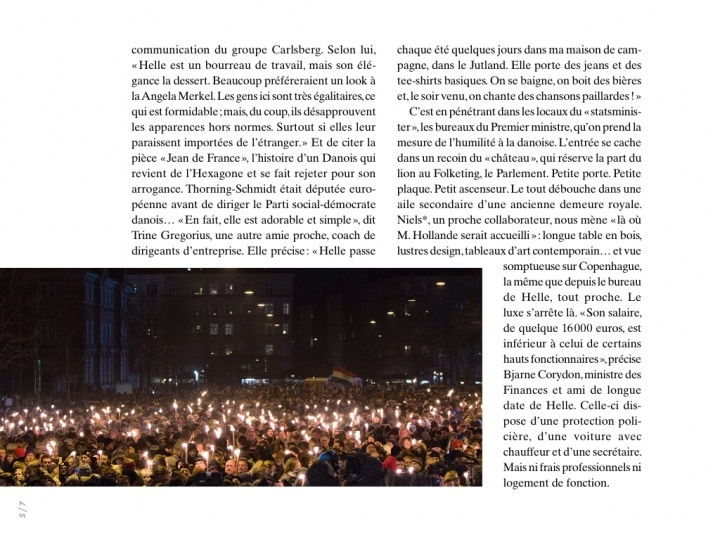 Copenhagen attacks - Paris Match