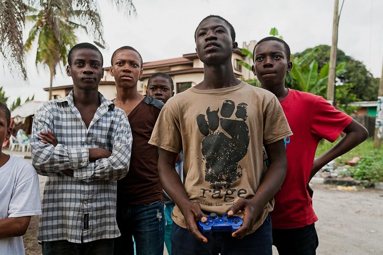 Gaming Culture in Lagos, Nigeria