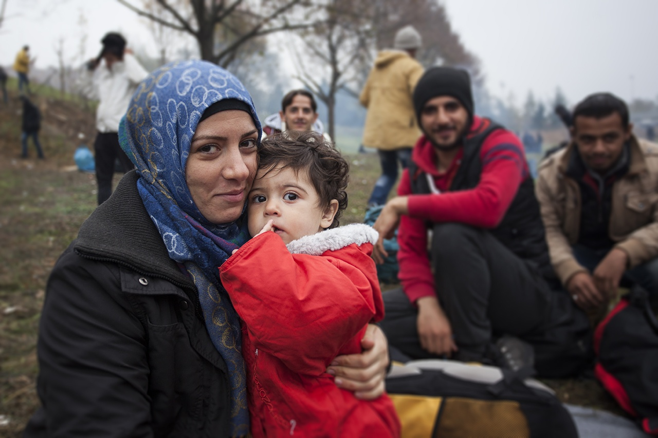 Faces of Refugees