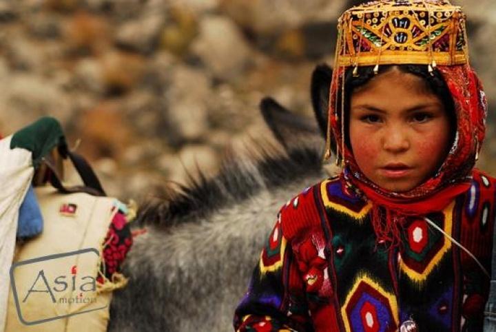 Mountain People of Tajikistan