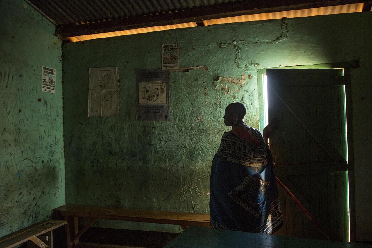 Former FGM cutter Nalang'o Kenya, Feb17